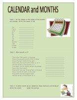 25854 calendar and months