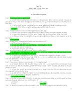 215 câu hỏi và đáp án TRẮC NGHIỆN CNKH