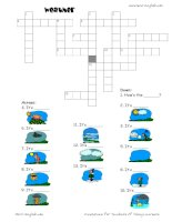 Weather   crossword   3