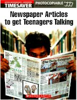 Timesaver newspaper articles