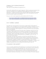Lexical approach article