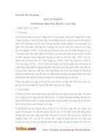 Soạn bài lớp 8: Hai cây phong