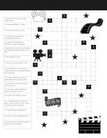 20680 film vocabulary crossword