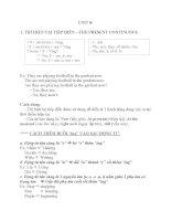 Ngữ pháp tiếng anh lớp 6 (8)