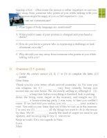 Sách giáo khoa tiếng anh 12 phần 4
