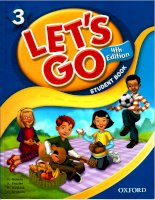 Lets go 3 student book 4th edition