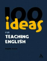 Cooze a   100 ideas for teaching english   2006