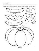 10965 halloween  make your own pumpkin