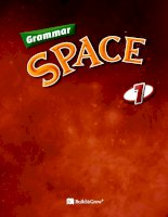 Grammar space 1 SB keys
