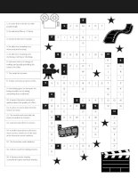 24074 film vocabulary crossword key
