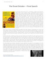 057   the great dictator