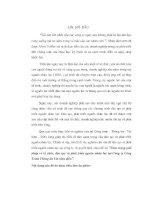ĐỀ án THỰC TRẠNG GIẢI PHÁP về tổ CHỨC,ĐÀO tạo và PHÁT TRIỂN NGUỒN NHÂN lực tại CÔNG TY CÔNG TRÌNH THÔNG TIN tín HIỆU điện