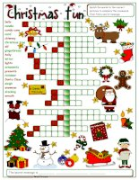38770 christmas fun  crossword