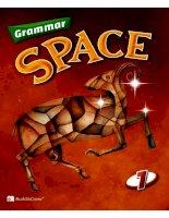 Grammar space 1 SB