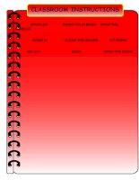 8777 classroom commands