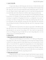 skkn rèn LUYỆN kỹ NĂNG làm DẠNG bài tập HÌNH THÁI từ TIẾNG ANH DÀNH CHO học SINH lớp 12 TRƯỜNG THPT TRẦN văn kỷ