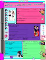3518 all about me for girls part 1