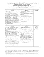 4eSample poster 8 evaluation