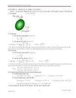 Tóm tắt lý thuyết vật lý 12 nâng cao, ôn thi THPT quốc gia