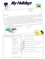 islcollective worksheets elementary a1 elementary school reading writing holida my holidaysreading 14308219054161c95388bd6 01621256
