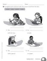 worksheets 1  4