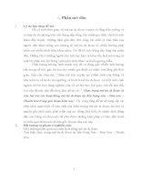 tieu luan ton giao thực trạng mê tín dị đoan và việc bài trừ các hoạt động mê tín dị đoan tại đền sòng sơn – bỉm sơn – thanh hóa trong giai đoạn hiện nay