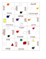 14102 colours and shapes puzzle