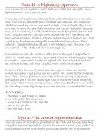 Bài luận mẫu theo chủ đề ( phần 7 )