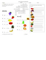 43824 fruit test