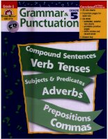 Grammar and punctuation 5