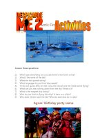 64739 despicable me 2 movie worksheet