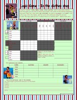 9533 logic game 25th  in the clothes shop  for intermediate ss  with key  fully editable  reuploaded msword2003