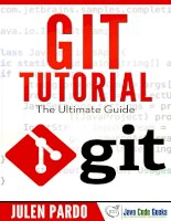 Git tutorial  Hướng dẫn đầy đủ về gitscm