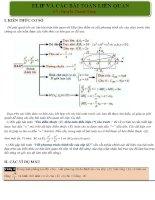 Elip trong chuyên đề hình học phẳng oxy