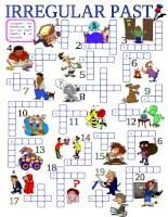 51773 irregular past 2  a crossword