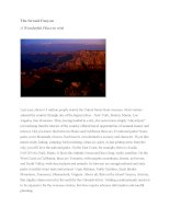 9641 grand canyon  a reading comprehension worksheet