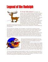 2408 rudolf the reindeer