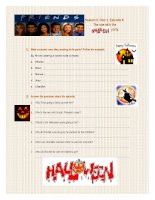 24997 friends tow the halloween party season 8 episode 6