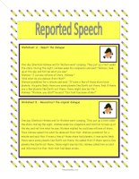 17644 reported speech