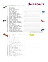 islcollective worksheets beginner prea1 elementary a1 elementary school high school w short answers isl 90735905853ca475d84df99 02309346