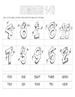 islcollective worksheets beginner prea1 elementary a1 kindergarten reading spelling numbers flash card pictur numbers 1  83708404254207c725ad4e8 06391194