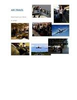 53064 air travel vocab