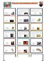 40814 money vocabulary quiz