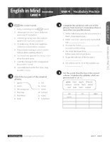 English+in+Mind+4+Vocabulary+Practice+worksheets 04