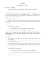 Hiệp định Đối tác xuyên Thái Bình Dương TPP Chương 30 điều khoản thi hành