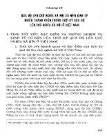 EBOOK đề CƯƠNG bài GIẢNG KINH tế CHÍNH TRỊ mác LÊNIN   PHẦN 2