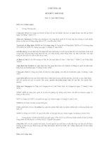 Hiệp định Đối tác xuyên Thái Bình Dương TPP Chương 18 sở hữu trí tuệ
