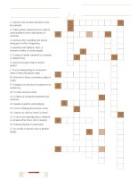30914 crossword on bullying