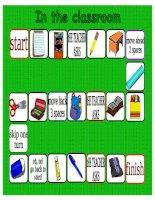 13628 classroom board game