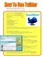 397 how to use twitter video ex